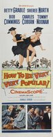How to Be Very, Very Popular movie poster (1955) picture MOV_4d042f8b