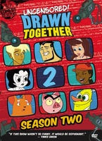 Drawn Together movie poster (2004) picture MOV_4d04dad2
