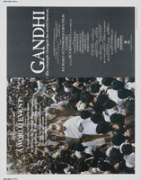 Gandhi movie poster (1982) picture MOV_4d0dc01c