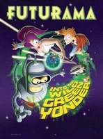 Futurama: Into the Wild Green Yonder movie poster (2009) picture MOV_4d11a566
