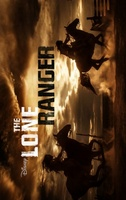 The Lone Ranger movie poster (2013) picture MOV_4d12e16c