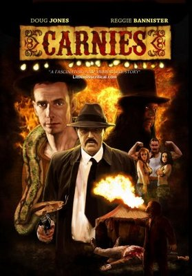 Carnies movie poster (2010) poster MOV_4d14a6ac