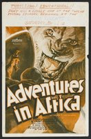 Untamed Africa movie poster (1933) picture MOV_4d163276