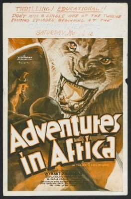 Untamed Africa movie poster (1933) poster MOV_4d163276