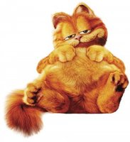 Garfield movie poster (2004) picture MOV_4d1891b8