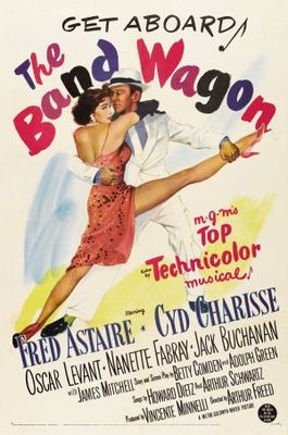 The Band Wagon movie poster (1953) poster MOV_4d1a31bf