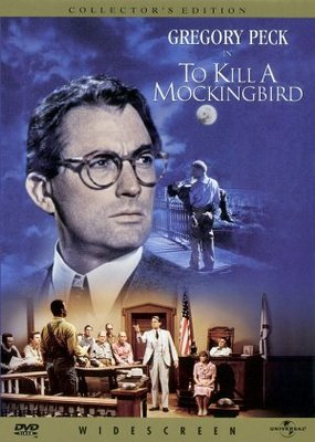 To Kill a Mockingbird movie poster (1962) poster MOV_4d1b4799