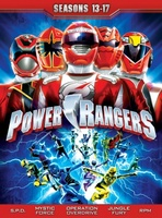 Mighty Morphin' Power Rangers movie poster (1993) picture MOV_4d1fef98