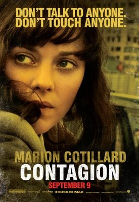 Contagion movie poster (2011) poster MOV_4d20ff15