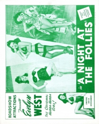 A Night at the Follies movie poster (1947) poster MOV_4d26f020