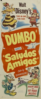 Dumbo movie poster (1941) poster MOV_4d2a22b6