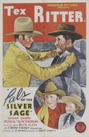 Pals of the Silver Sage movie poster (1940) picture MOV_4d2c5b5c