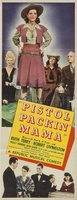 Pistol Packin' Mama movie poster (1943) picture MOV_4d2e5219