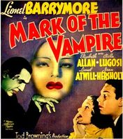 Mark of the Vampire movie poster (1935) picture MOV_dacaa2ea
