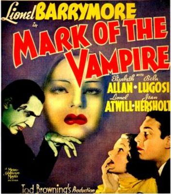Mark of the Vampire movie poster (1935) poster MOV_4d2e5782