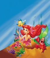 The Little Mermaid movie poster (1989) picture MOV_4d355379