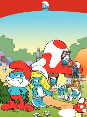 Smurfs movie poster (1981) poster MOV_4d3c7540