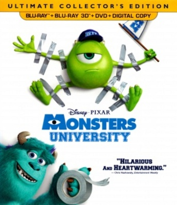 Monsters University movie poster (2013) poster MOV_4d3e4c06