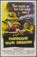 The Hideous Sun Demon movie poster (1959) picture MOV_4d3f185c