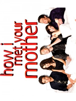 How I Met Your Mother movie poster (2005) poster MOV_4d436309