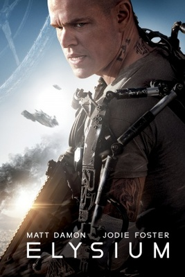 Elysium movie poster (2013) poster MOV_4d472c94