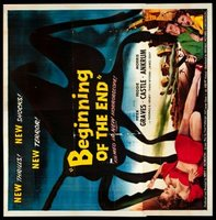 Beginning of the End movie poster (1957) picture MOV_4d492813