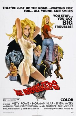 The Hitchhikers movie poster (1972) poster MOV_4d4985c1