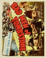 Bad Men of Tombstone movie poster (1949) picture MOV_4d4aa5be