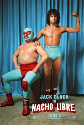 Nacho Libre movie poster (2006) poster MOV_4d511f7a