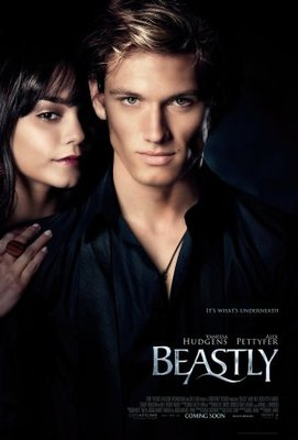 Beastly movie poster (2010) poster MOV_4d52d863