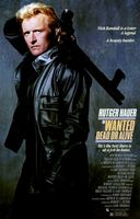 Wanted Dead Or Alive movie poster (1987) picture MOV_4d5444ab