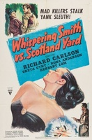 Whispering Smith Hits London movie poster (1951) picture MOV_4d58f3f4