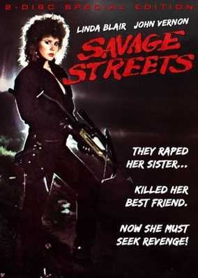 Savage Streets movie poster (1984) poster MOV_4d5996ff