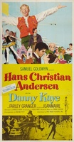 Hans Christian Andersen movie poster (1952) picture MOV_4d73c073