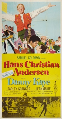 Hans Christian Andersen movie poster (1952) poster MOV_4d73c073