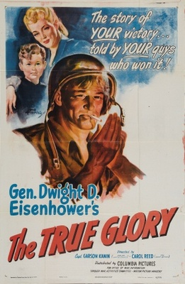The True Glory movie poster (1945) poster MOV_4d7ee4a6