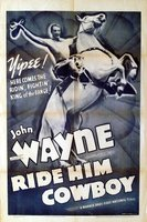 Ride Him, Cowboy movie poster (1932) picture MOV_4d82099c