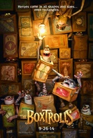 The Boxtrolls movie poster (2014) picture MOV_4d865b95