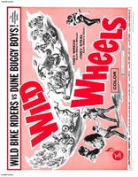 Wild Wheels movie poster (1969) picture MOV_4d86d558