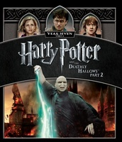 Harry Potter and the Deathly Hallows: Part II movie poster (2011) picture MOV_4d892217