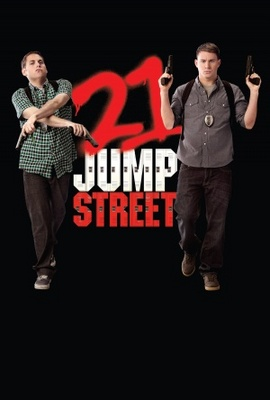 21 Jump Street movie poster (2012) poster MOV_4d89feb1