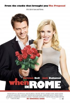 When in Rome movie poster (2010) poster MOV_4d8e79d3