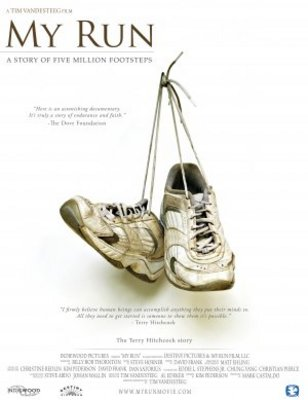 My Run movie poster (2009) poster MOV_4d91fe5e