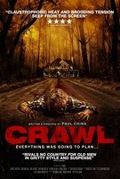 Crawl movie poster (2011) picture MOV_4d959a4d