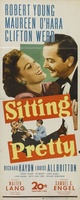 Sitting Pretty movie poster (1948) picture MOV_4d9b96a6