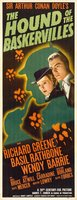 The Hound of the Baskervilles movie poster (1939) picture MOV_4d9f23f5