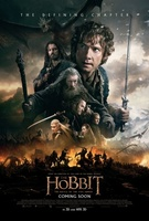 The Hobbit: The Battle of the Five Armies movie poster (2014) picture MOV_4da26749