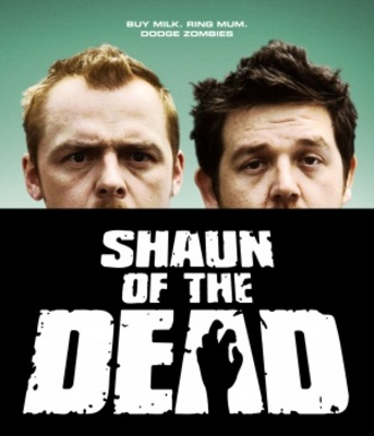 Shaun of the Dead movie poster (2004) poster MOV_4da61199