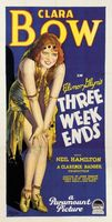 Three Weekends movie poster (1928) picture MOV_4da78ebe