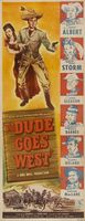 The Dude Goes West movie poster (1948) picture MOV_4da8643b